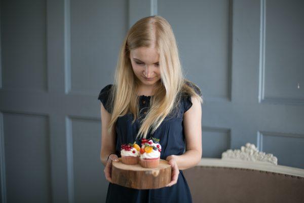 Ольга Евграфова: «Мне 25, и я счастливая девушка!»