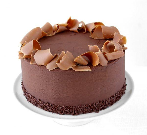 Ganache me! Как покрыть торт ганашем и получить идеально острые края!