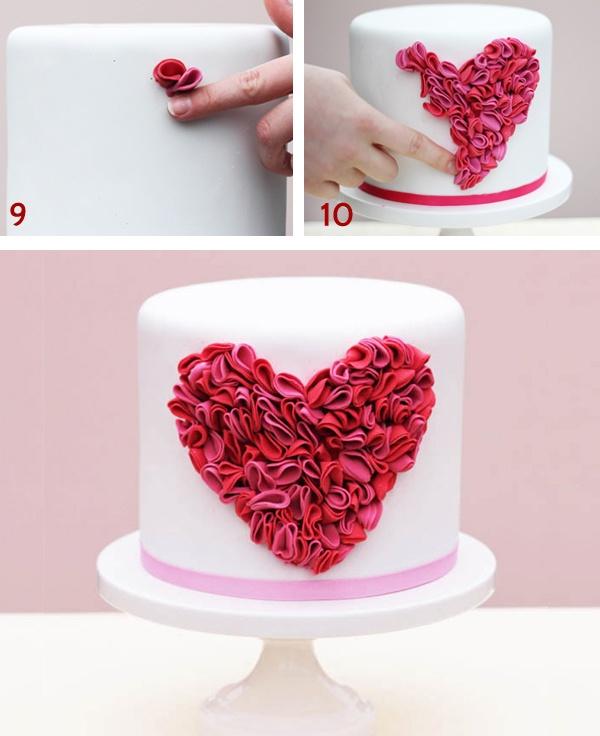 Торты для девочек двоих фото 4