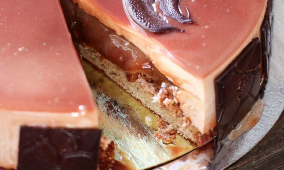 карамель шоколадный рецепт