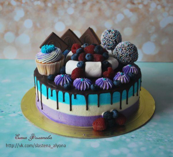 """Лена Филатова: """"Моя мечта на ближайшее будущее – испечь кому-то свадебный торт"""""""
