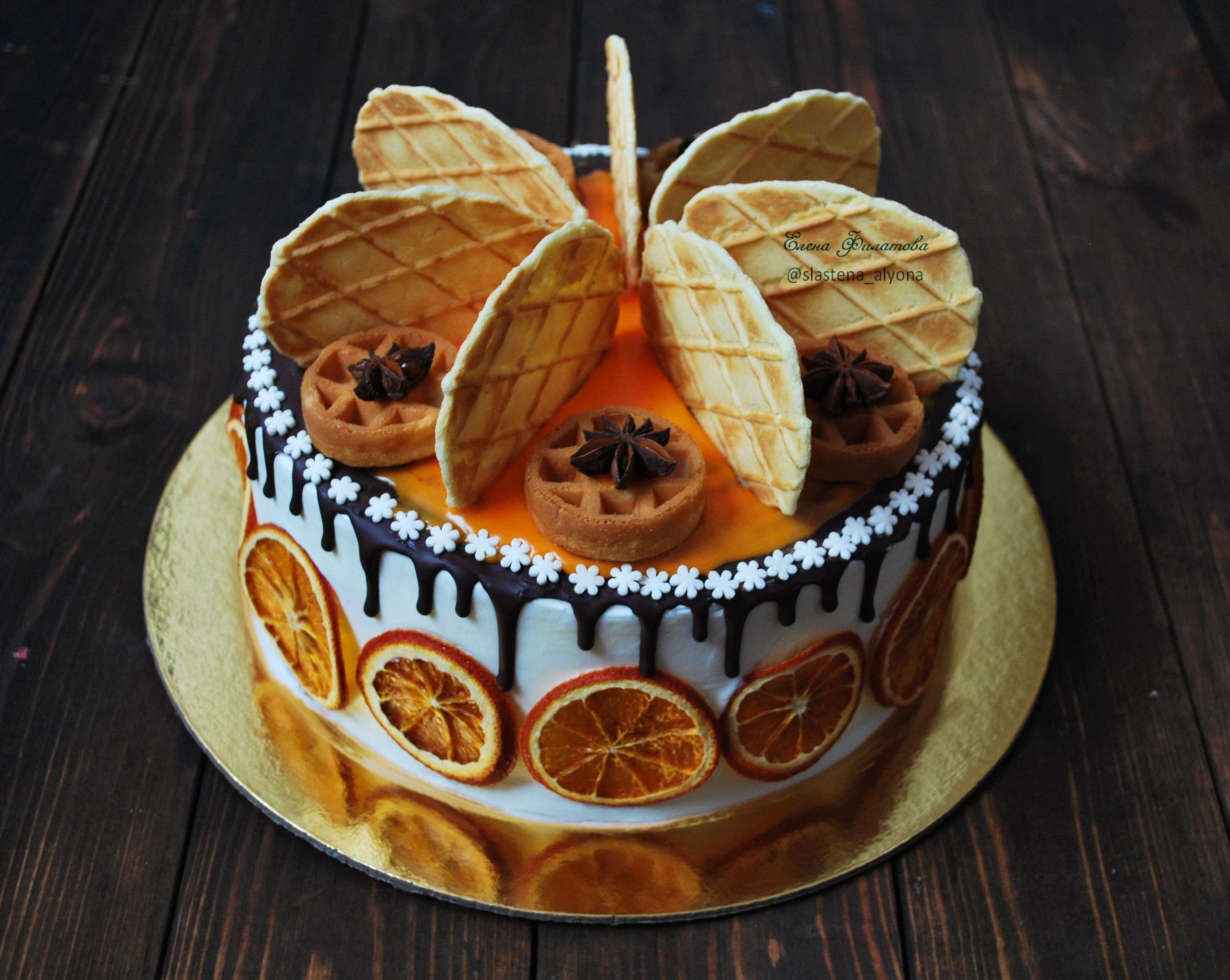 торт на заказ москва
