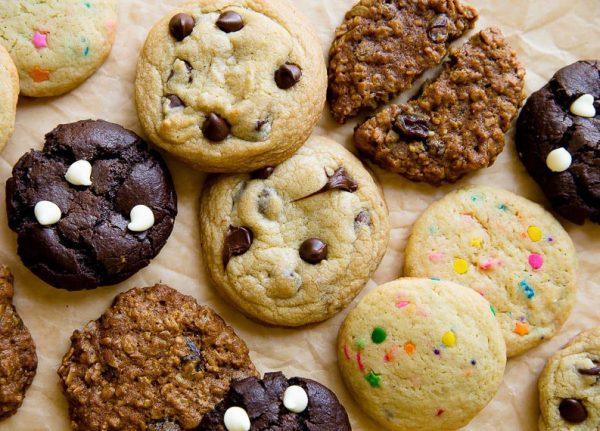 4 базовых рецепта вкуснейшего печенья