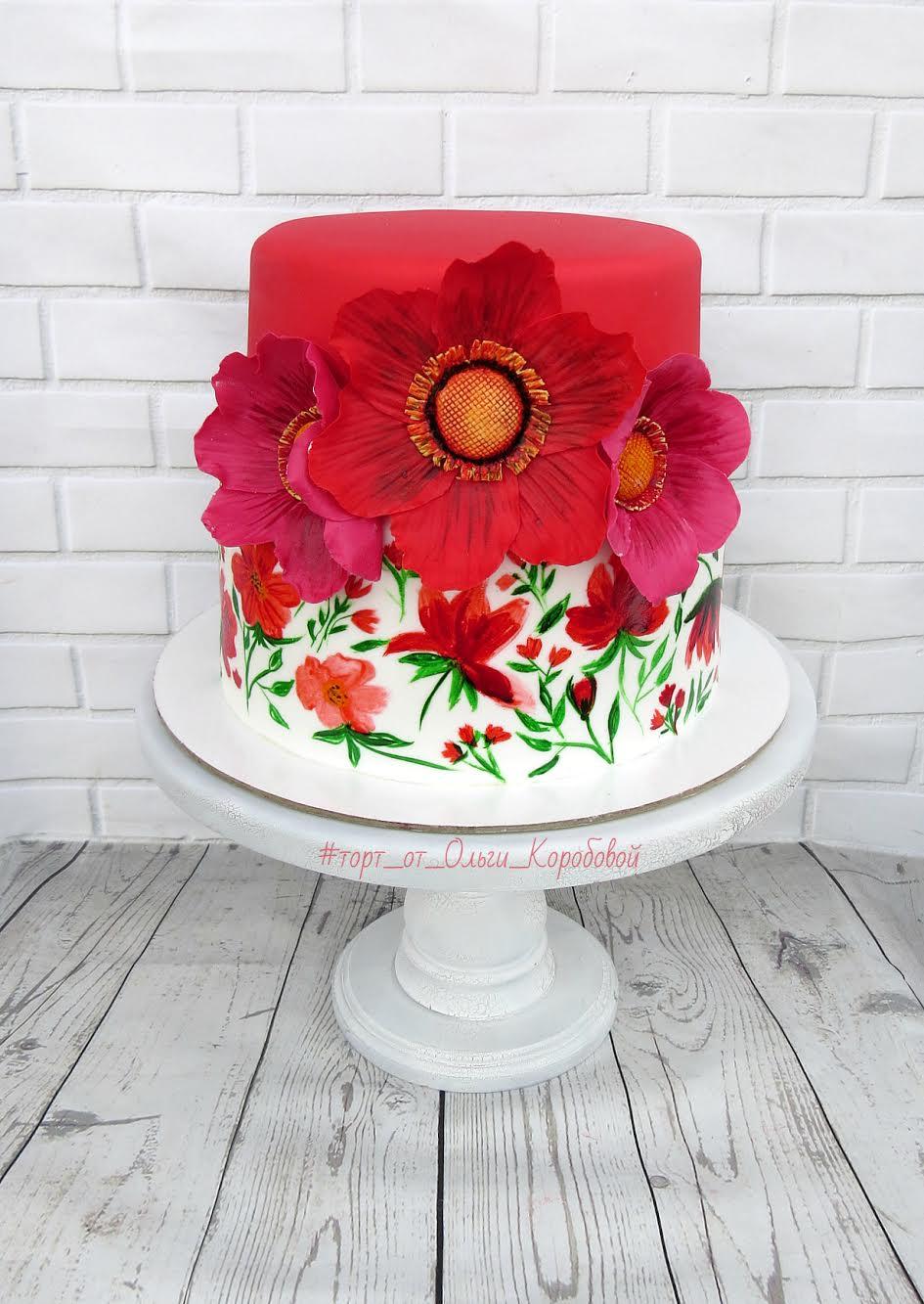 торт на заказ абакан
