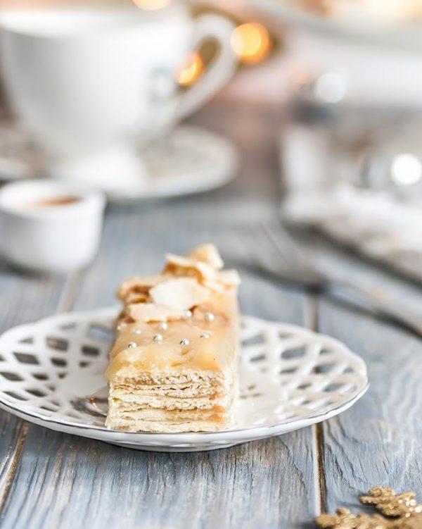 """Семейный рецепт торта """"Наполеон"""""""