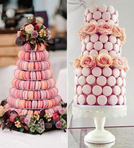 свадебный торт 2017