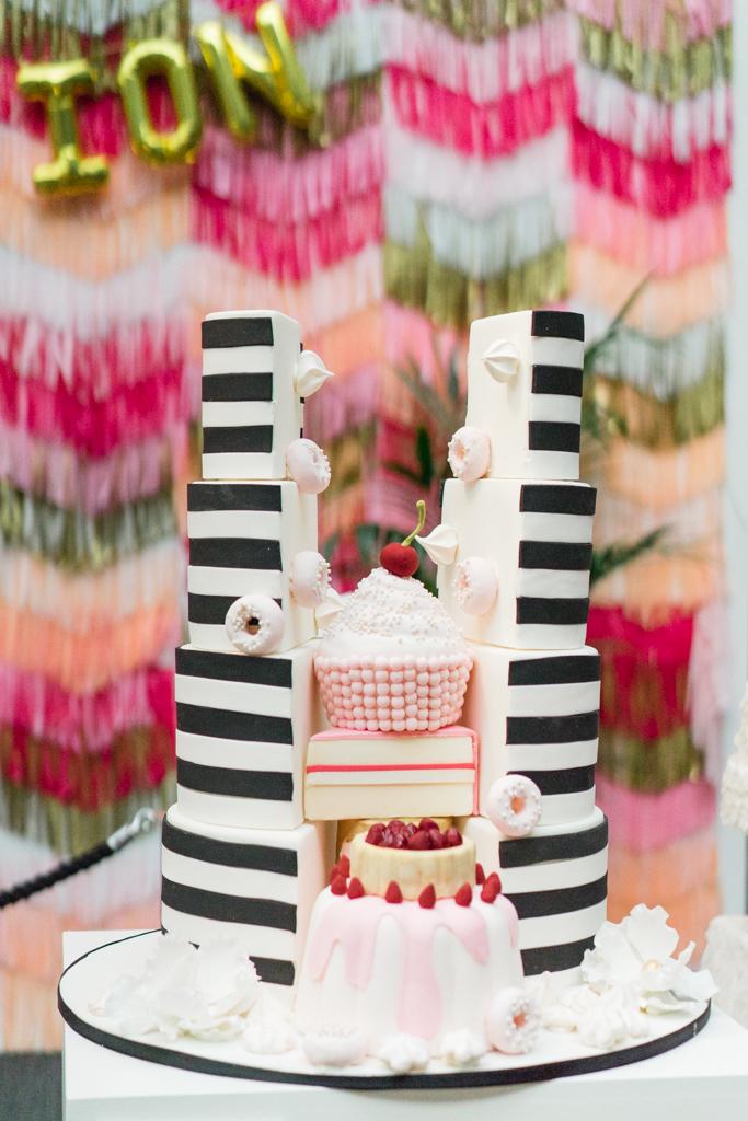свадебный торт 2017 тренды
