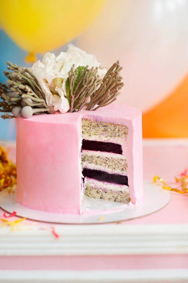 """Торт """"Лесные ягоды"""""""