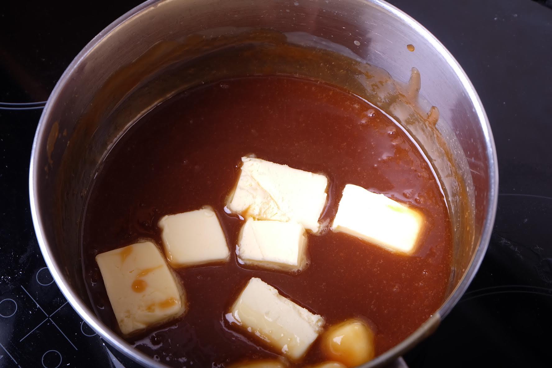 Карамель соленая для торта рецепт пошагово