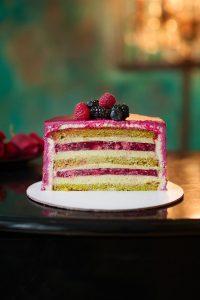 """Липецк. Мастер-класс """"2 торта: ФИСТАШКА-МАЛИНА и ЛИМОННО-ЯГОДНЫЙ"""""""