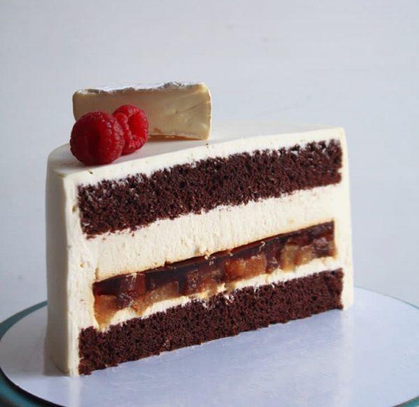 "Авторский рецепт торта ""Бри"""
