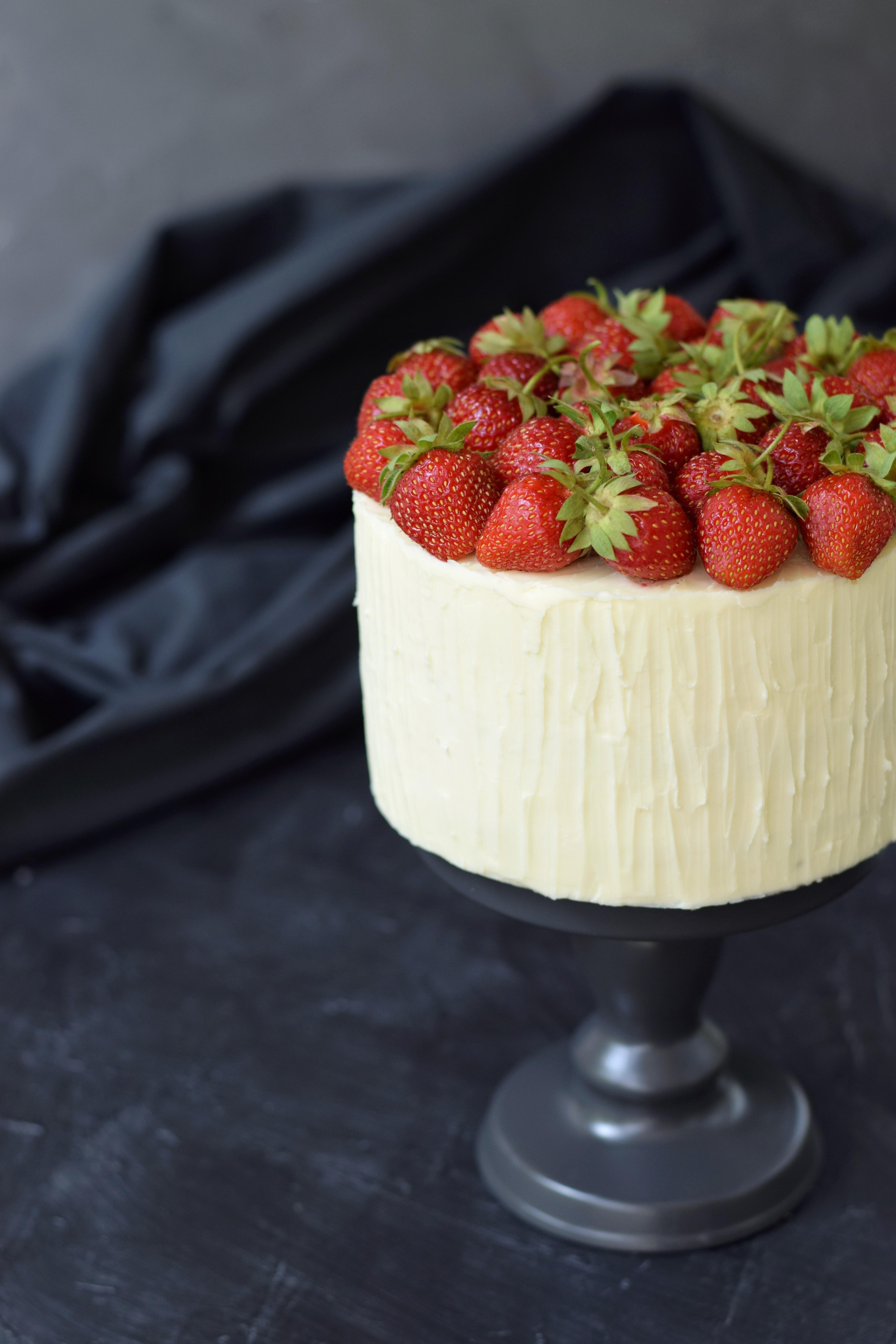 торт с крапивой, крапивный торт