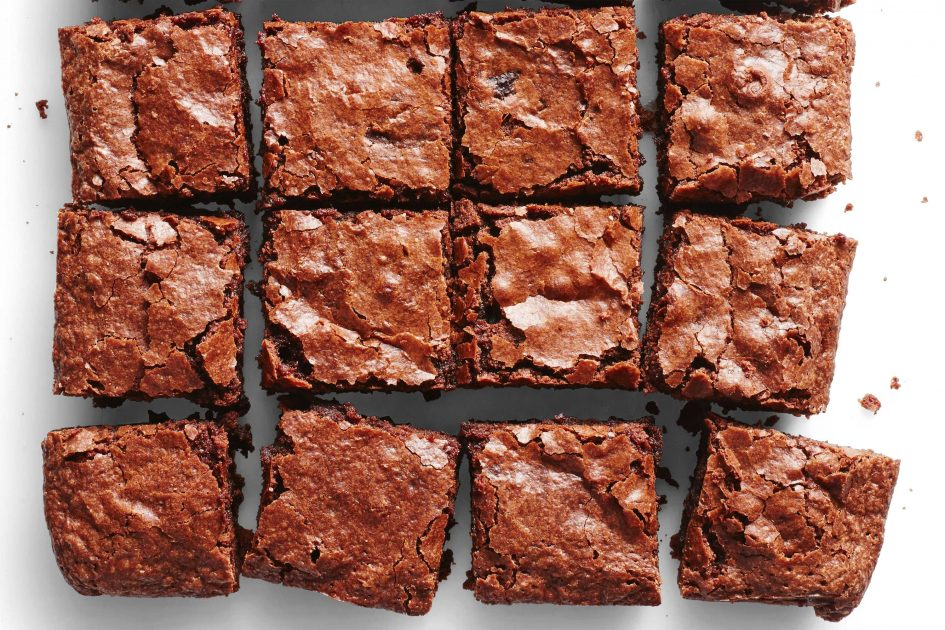 Брауни, шоколадный торт, торт с нутеллой, шоколадный бисквит