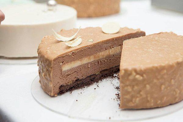 Муссовый торт «Кофе-Бейлис»
