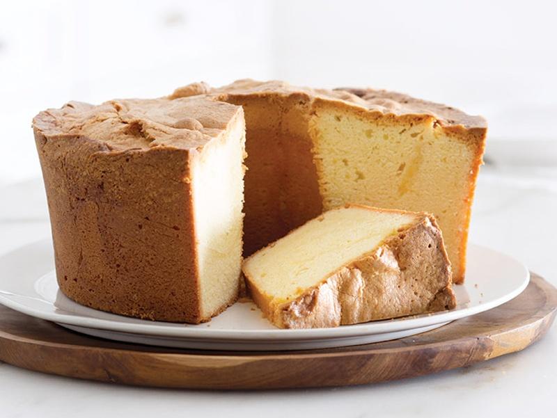 Американский сливочный пирог-чизкейк