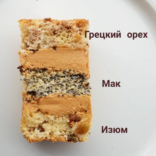 """Торт """"Генеральский"""""""