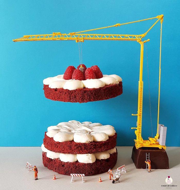 Этот кондитер превращает обычные десерты в маленькие миры, которые слишком жалко есть (23 фото)